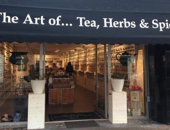 The Art of … Tea, Herbs & Spices
