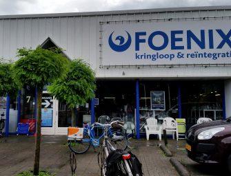 Kringloop Foenix in Apeldoorn