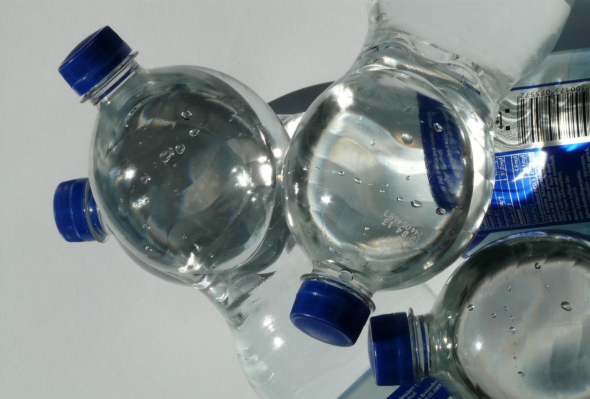 plastic flesjes