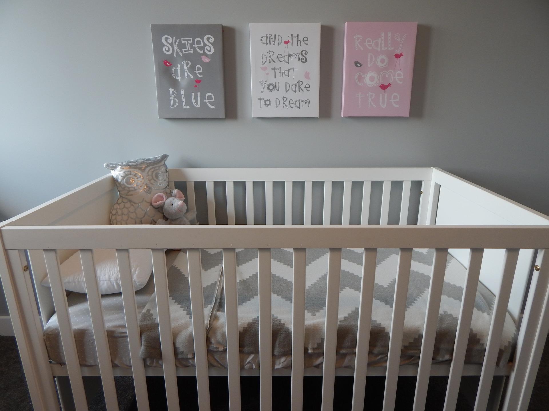 minimaliseren baby uitzet