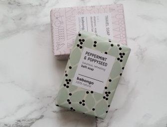 Babongo soap bars