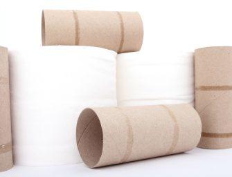 10x wat te doen met lege wc-rolletjes