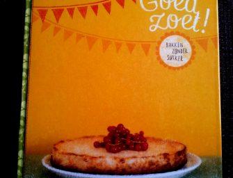 Kookboektip: Goed Zoet!