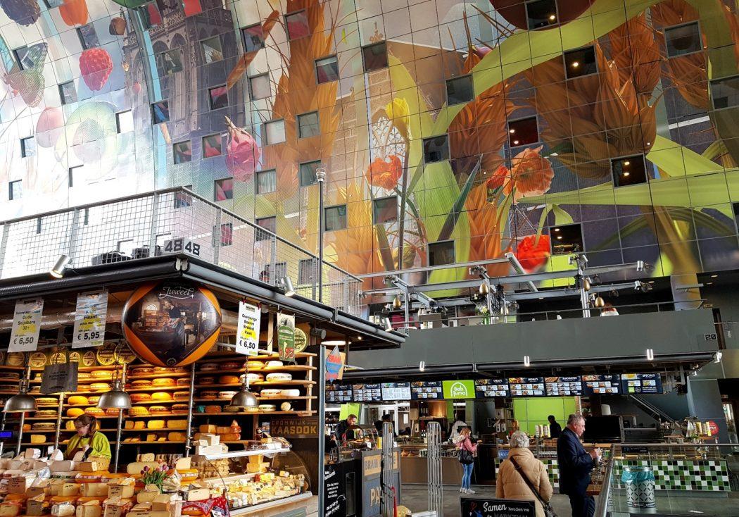 De Markthal in Rotterdam