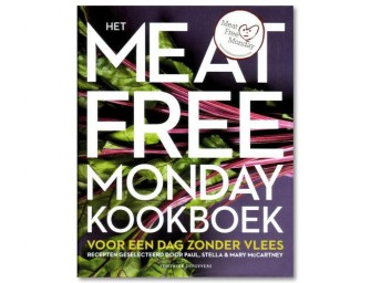 Kookboektip: Meat Free Monday Kookboek