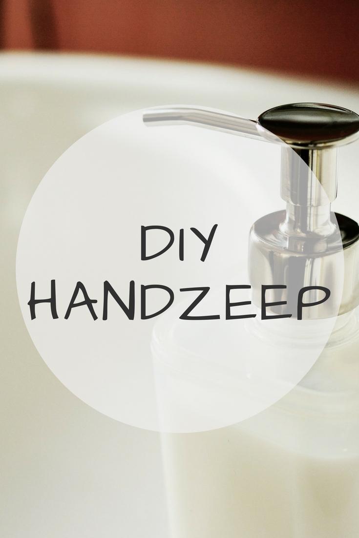 Zelf handzeep maken marseille zeep