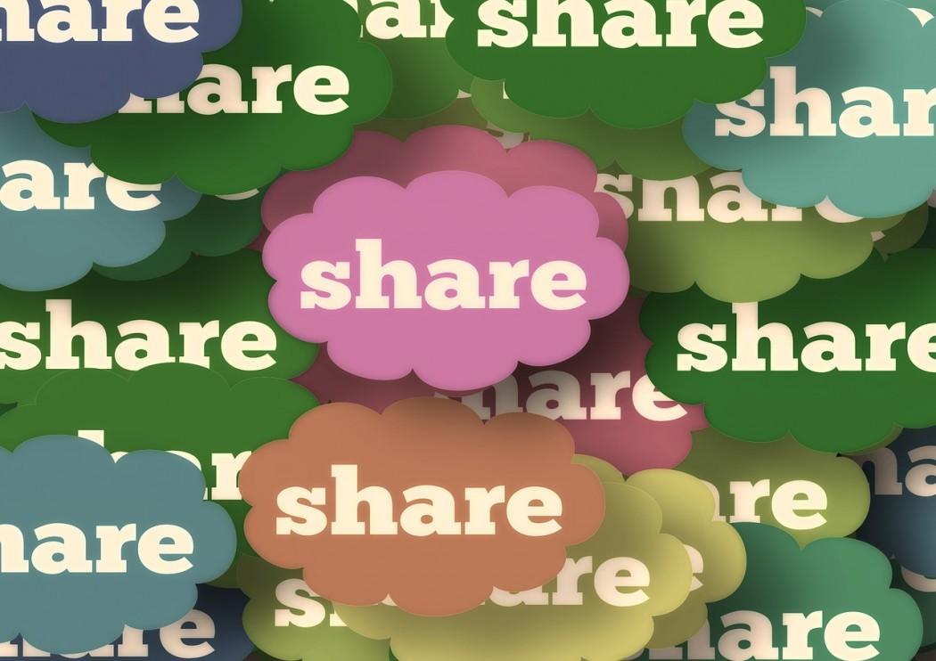 Hoezo samen delen