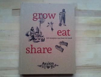 Kookboektip: Grow Eat Share