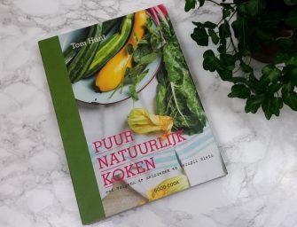 Kookboektip: Puur Natuurlijk Koken