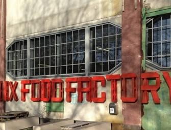 Fenix Food Factory in Rotterdam