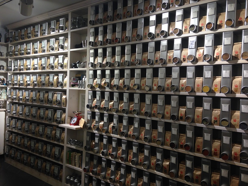 The Art of ... Tea, Herbs & Spices