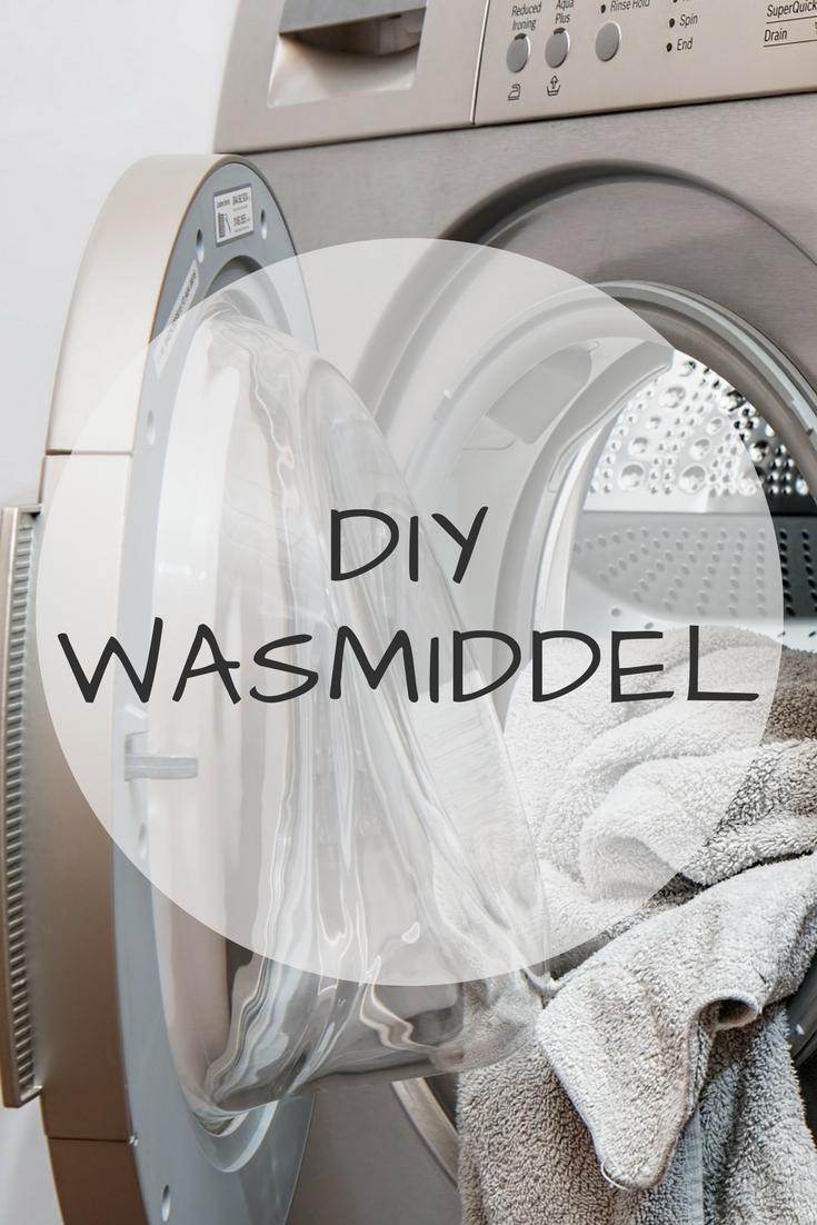 DIY wasmiddel