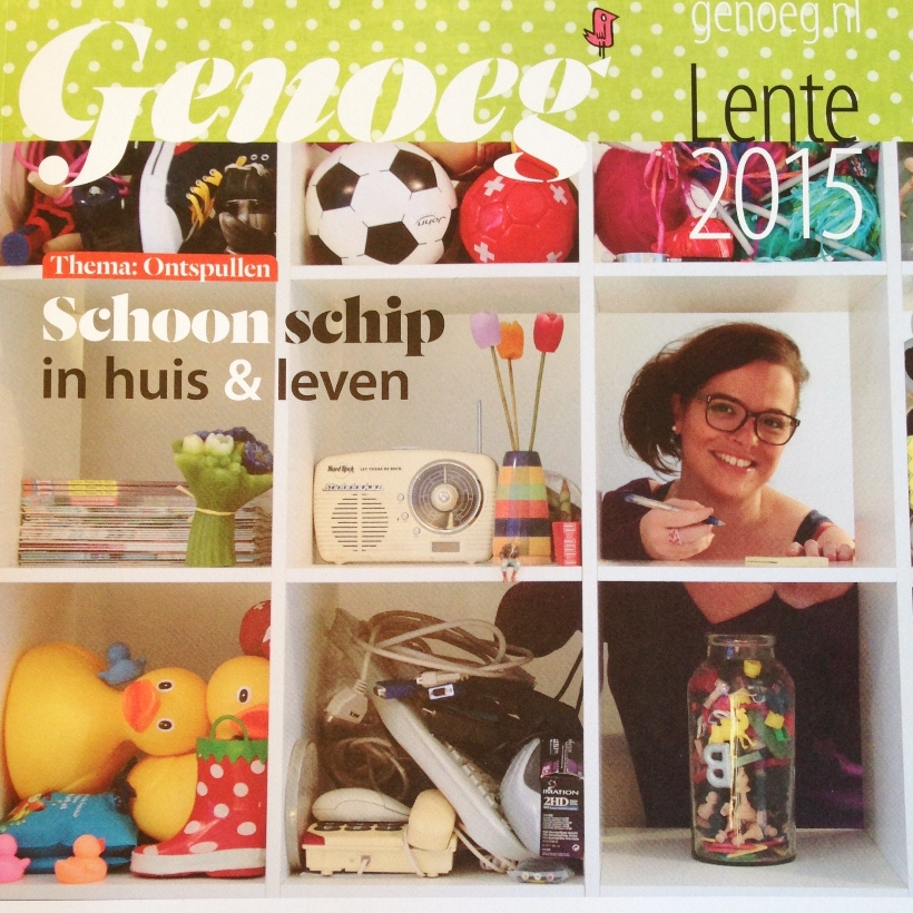 Genoeg magazine