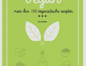 Kookboektip: Vegan