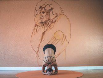 30 Days of Yoga – week 1
