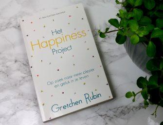 Leestip: Het Happiness Project