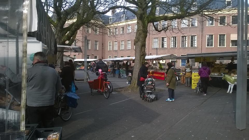 Boerenmarkt Den Haag