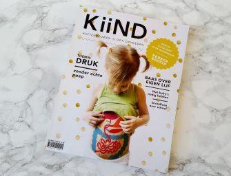 Kiind: een écht leuk tijdschrift over opvoeden