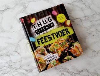Kookboektip: Thug Kitchen Feestvoer