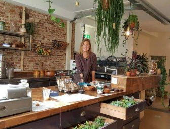 Stadstuinwinkel en Health Cafe Oerwoud