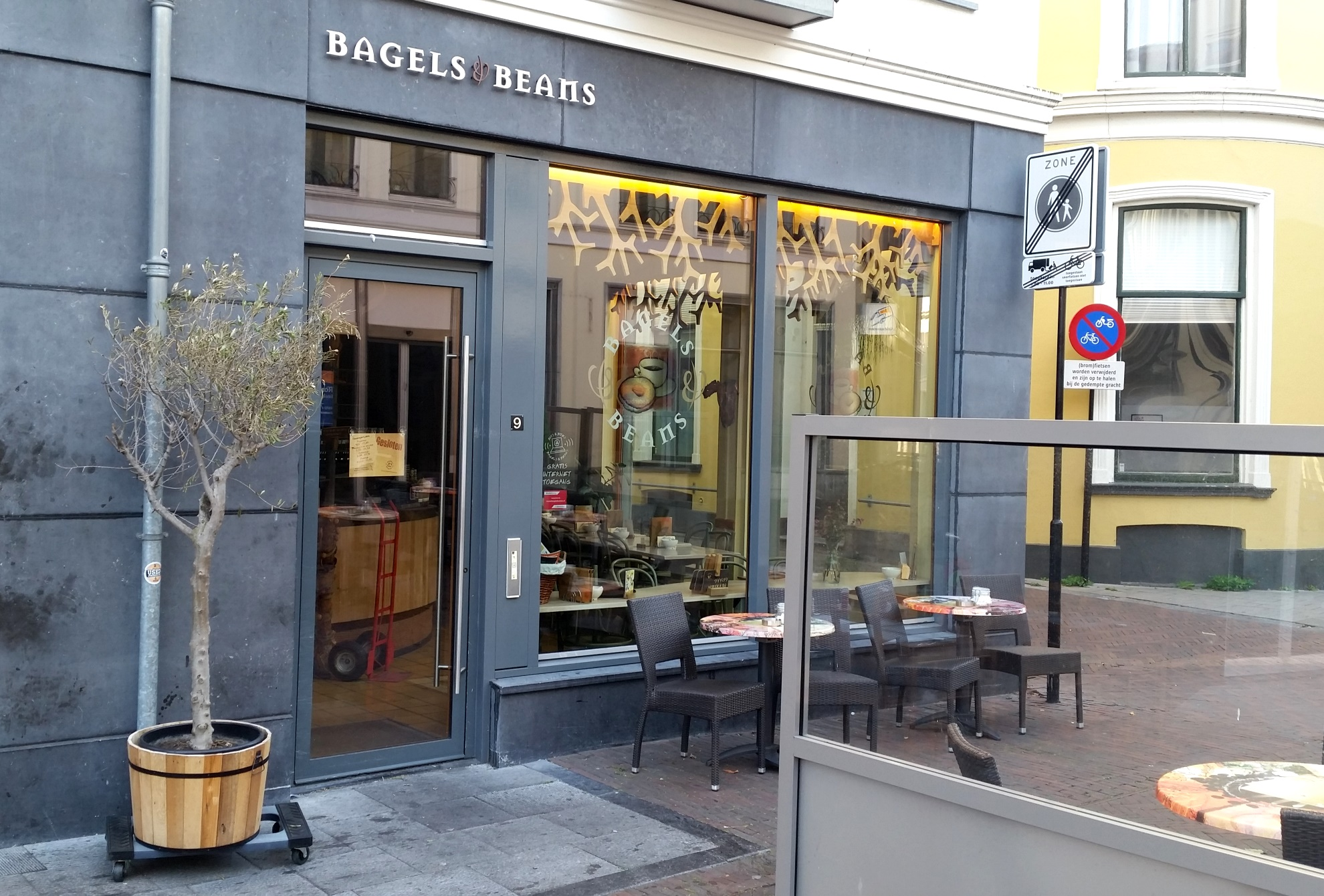 Bagels & Beans Deventer