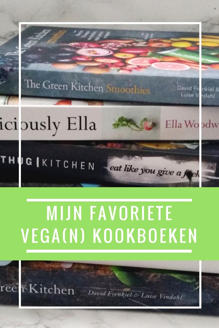 Mijn favoriete vega(n) kookboeken