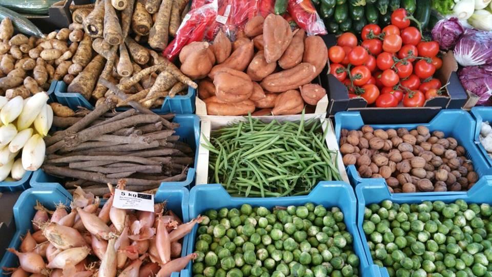 Boerenmarkt Buikslotermeerplein