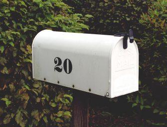 5 tips om te minimaliseren op post
