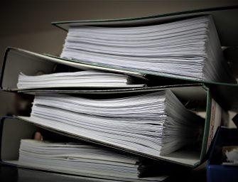 5 tips om te minimaliseren op papierwaren