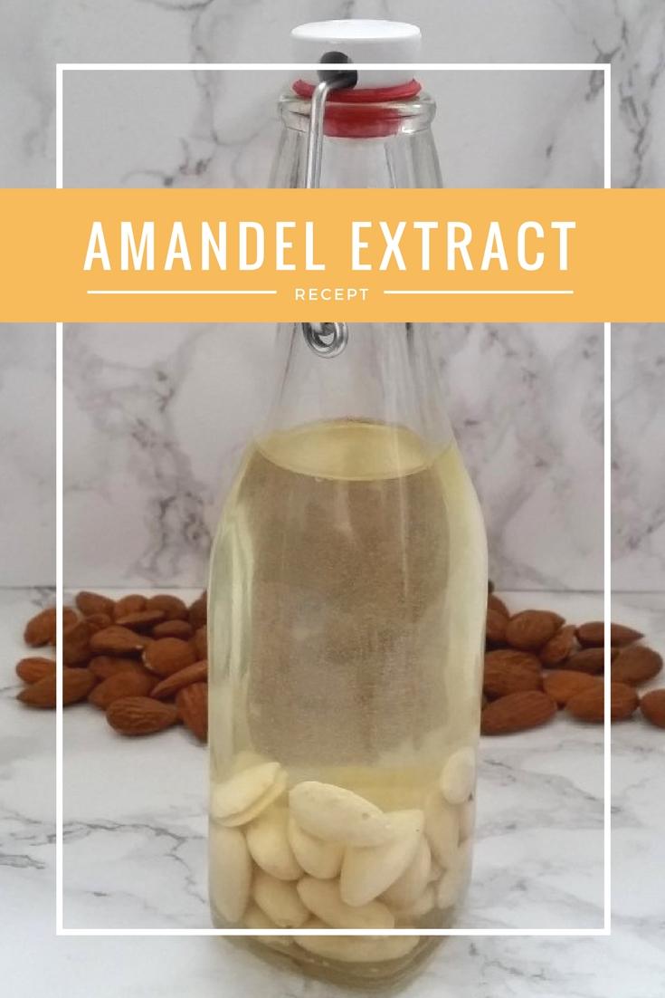 Recept Amandel Extract
