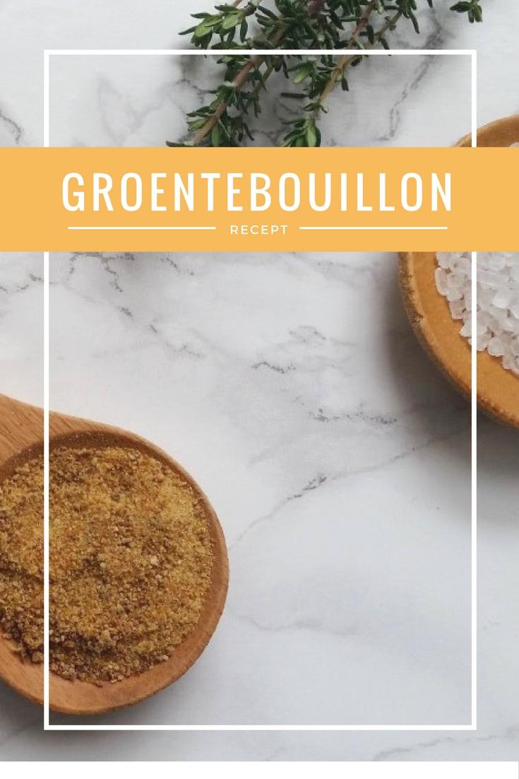 Recept Groentebouillonpoeder