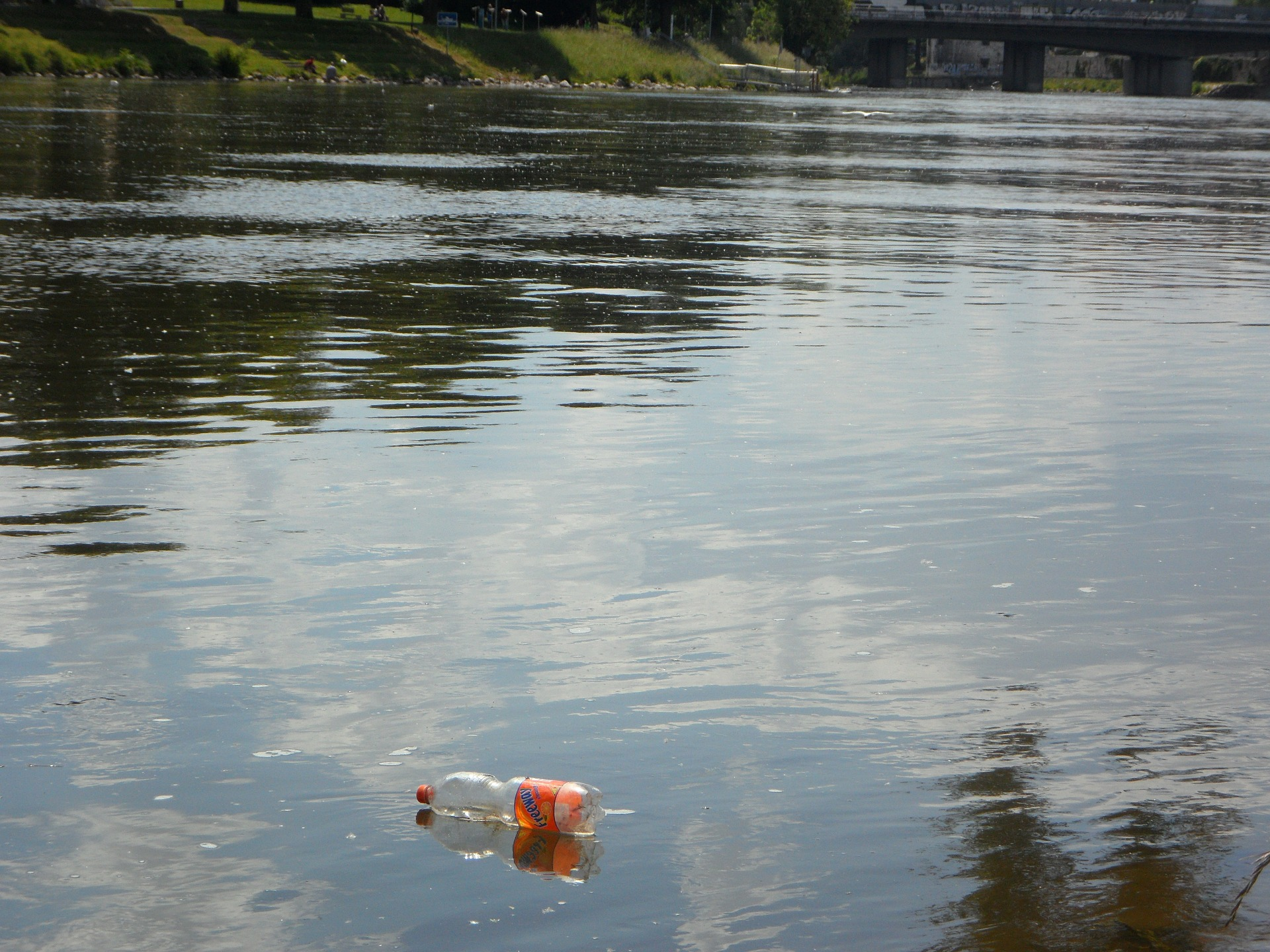 plastic vervuiling