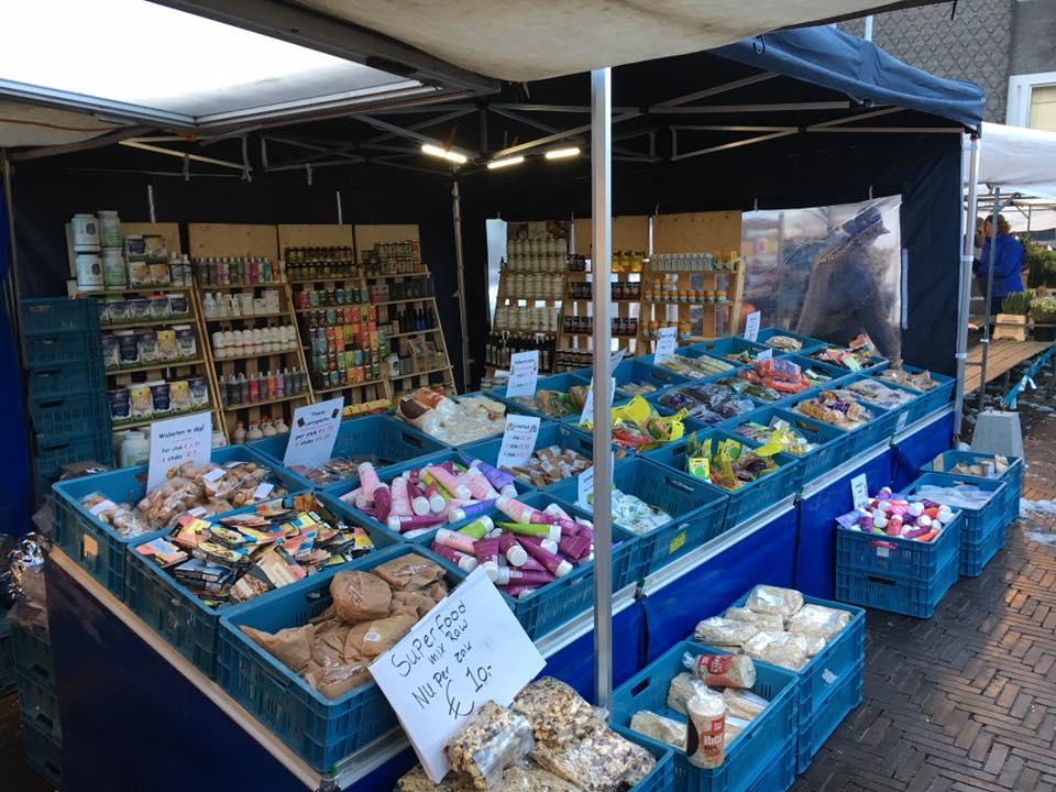 biologische markt Arnhem