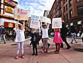 Waarom is feminisme nog steeds relevant?