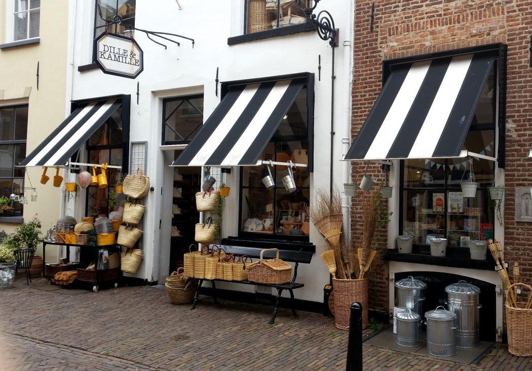 duurzaam winkelen bij Dille & Kamille
