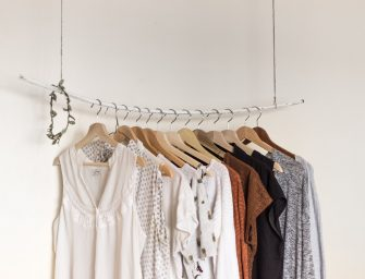 365 Days of Less Waste tips voor de garderobe