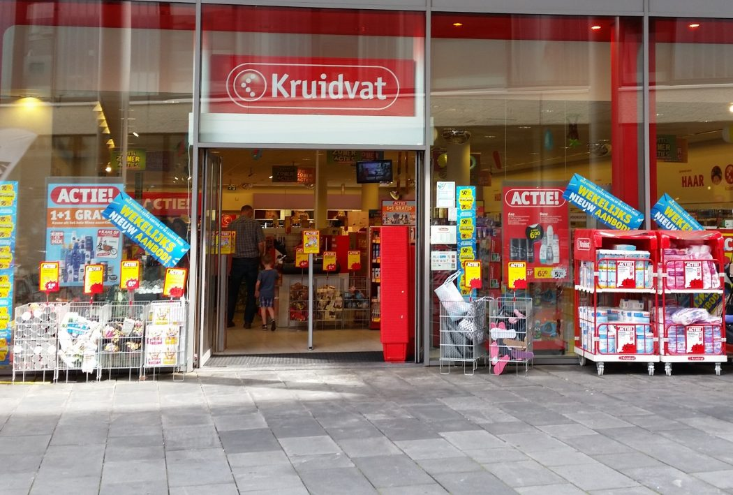Duurzaam winkelen bij Kruidvat