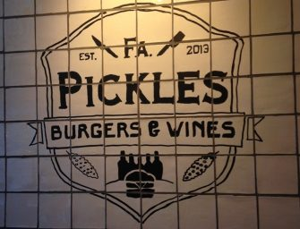 Firma Pickles Burgers & Wines