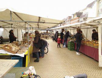 Biologische markt Apeldoorn