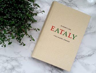 Kookboektip: Eataly