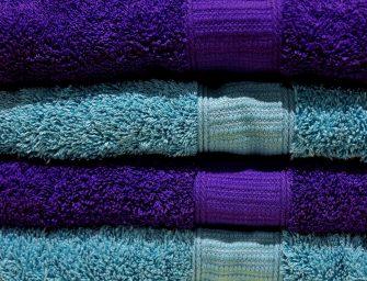 10x wat te doen met oude handdoeken