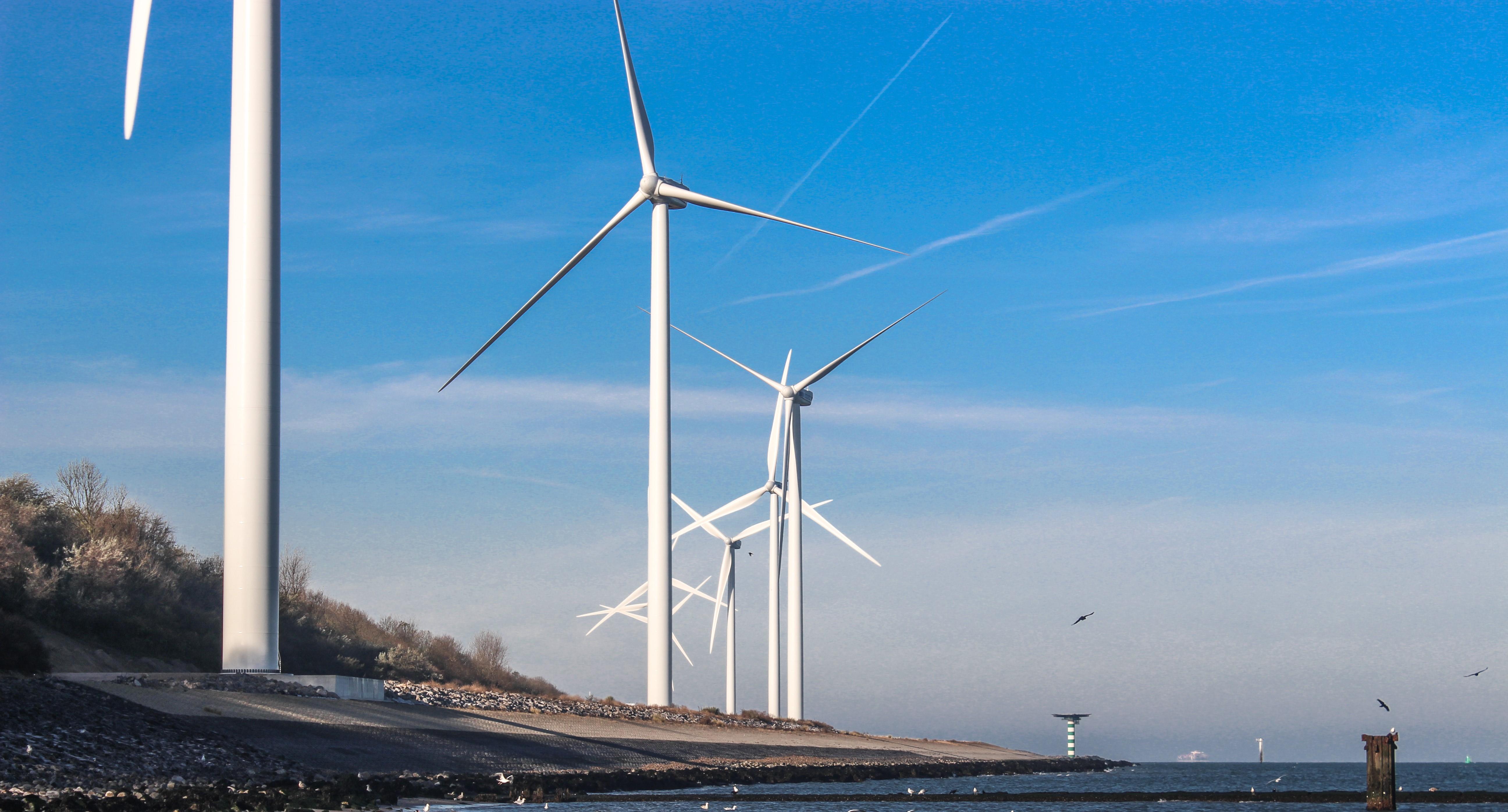 groene energie Vandebron