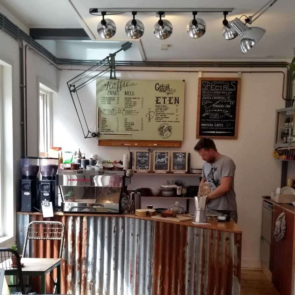 Livingstone Coffee bar
