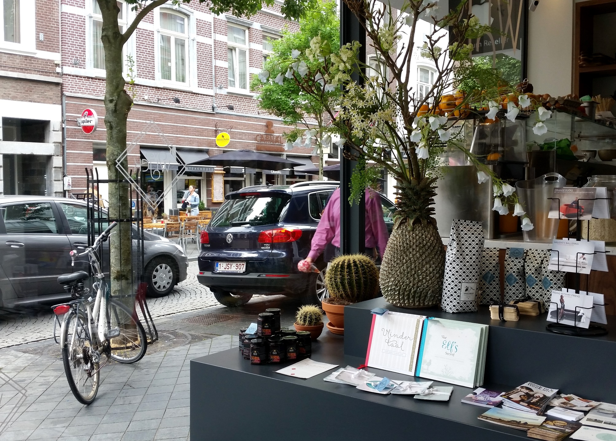 Van Wyck in Maastricht