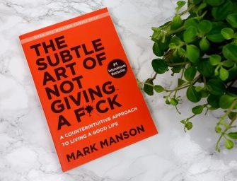 Leestip: De edele kunst van not giving a fuck
