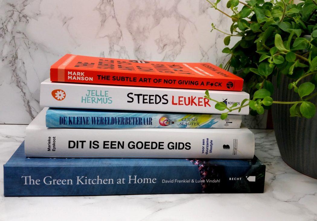 Favoriete boeken 2017