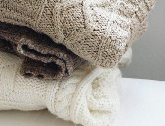10x wat te doen met oude wollen truien