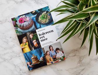 Kookboektip: Iedereen eet mee