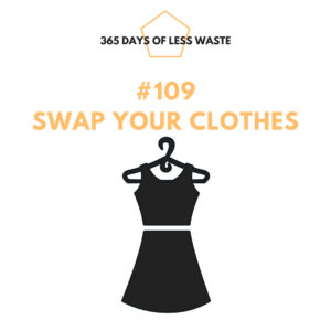 #109 swap your clothes Insta