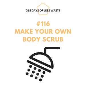 #116 make your own body scrub Insta